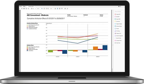 Investment Analysis Platform| Morningstar Direct