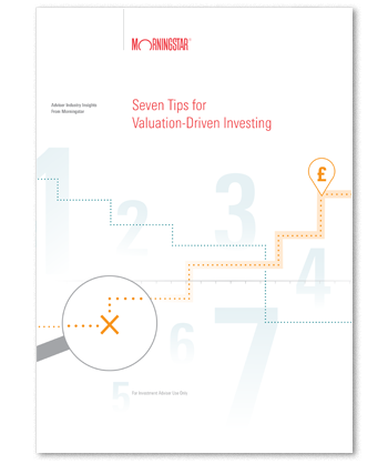 The cover of whitepaper about discretionary fund management